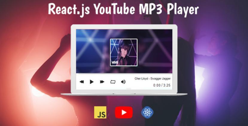 React.js YouTube MP3 Çalar